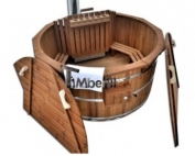Wooden hot tubs thermo wood