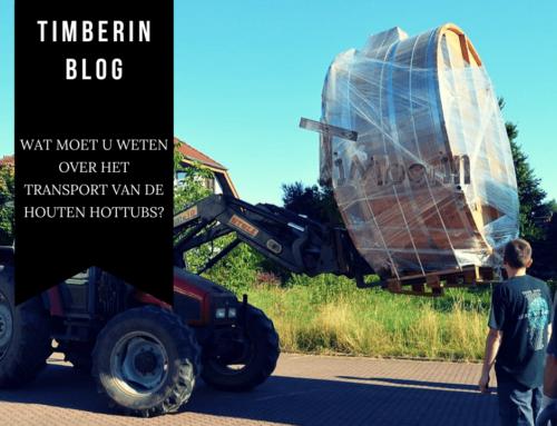 Wat Moet U Weten Over Het Transport Van De Houten Hottubs?